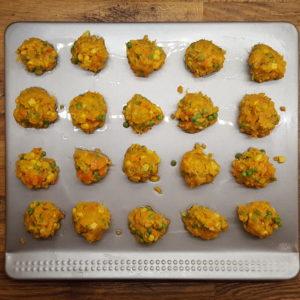 Ikea-Inspired veggie balls
