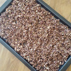 Chocolate Granola