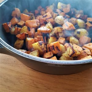 Incredible super-spiced veggies